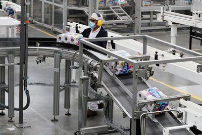 La Producción Industrial de Colombia en julio aumentó un 13,5 %