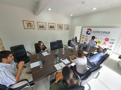 Mipymes participaron de rueda de negocios con multitiendas