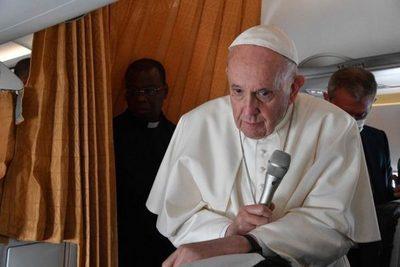 Papa Francisco criticó la «virulencia» hacia algunas vacunas contra el coronavirus