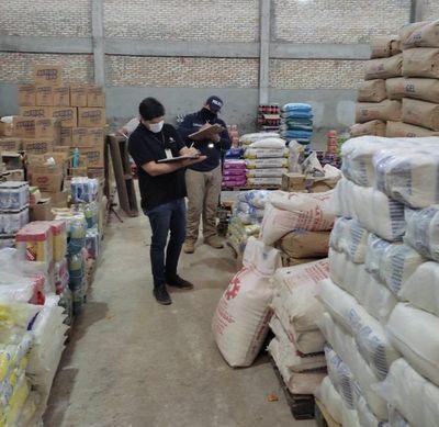 'Hay que cortar el oxígeno financiero al contrabando', sostiene Emilio Fuster