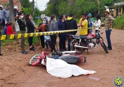 Un motociclista luqueño muere en accidente en Limpio •