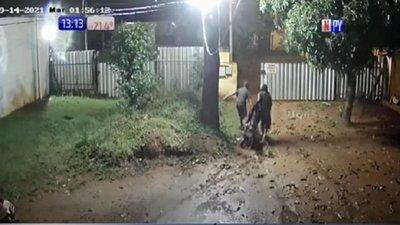 Capiatá: Roban motocicleta de un estacionamiento