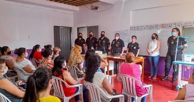 Personas privadas de su libertad inician cursos de formación
