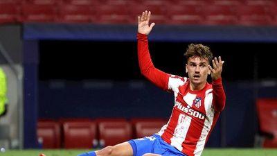 Noche de frustración para el Atlético de Madrid