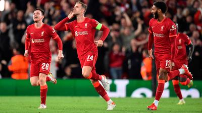 Liverpool vence al Milan en un partidazo