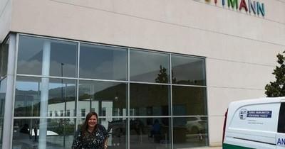 La Nación / Paraguaya sobresaliente: se formó en España en neurorrehabilitación y ahora tiene su propia clínica