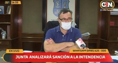 Junta de Asunción analizará sanción que establece aumento de salarios