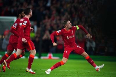 Liverpool 3-2 AC Milan: Remontada roja para arrancar la Champions