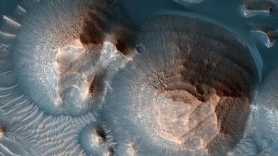 Confirman miles de 'súper erupciones' volcánicas ocurridas en Marte hace unos 4000 millones de años