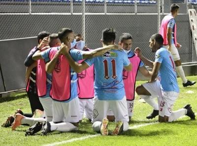 Resistencia golea y sigue en la Copa Paraguay