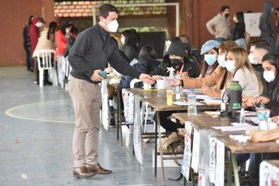 Según TSJE, jóvenes representan el 31% del padrón electoral y pueden definir cualquier elección