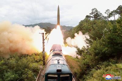 Corea del Norte dio detalles del lanzamiento de prueba de un misil