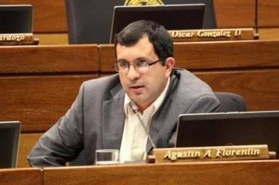Florentín: Si no existiera el financiamiento político, partidos quedarían en poder de la narcopolítica