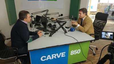 Expo Prado: Presidente de Uruguay remarcó intenciones de abrirse al mundo