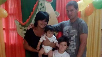 Cobarde reacción de motoasaltante cambió la vida de una familia