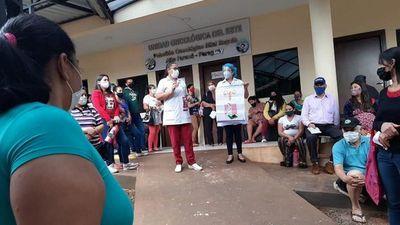 Pabellón oncológico de CDE al límite y piden contratar más especialistas