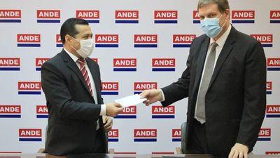 Essap y ANDE firman acuerdo para saldar histórica deuda