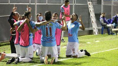 Docena de goles en la victoria de Resi ante  Colón de Ñemby