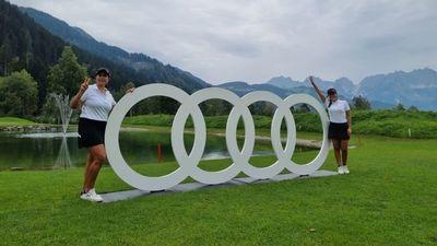 Semidei-Villalba, la dupla  campeona en Austria