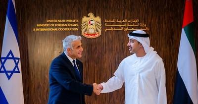 La Nación / Emiratos espera una relación fructífera con Israel