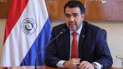 Ministro de Hacienda participará de asamblea de Gobernadores de FONPLATA