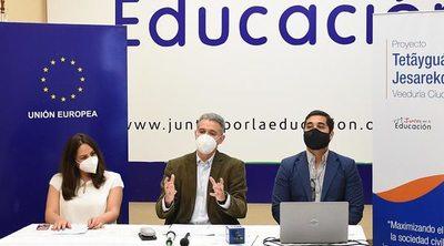 Juntos por la Educación invita a ejercer un voto informado y participar en la mejora de la educación en su municipio