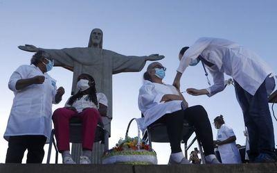 Río de Janeiro: Exigen comprobante de vacunación contra el Covid a ciudadanos locales y turistas