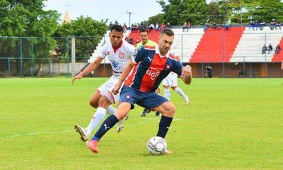 Cerro Porteño avanza en la Copa Paraguay a cuestas de General Caballero