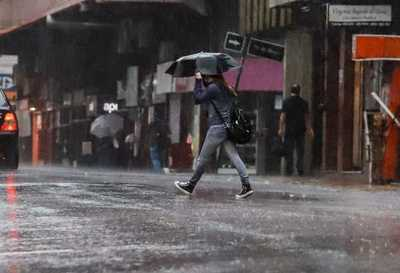 Meteorología anuncia jueves con lluvias y tormentas