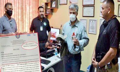 Policías del comando tripartito exigen US 5.000 para devolver una camioneta robada en Brasil – Diario TNPRESS
