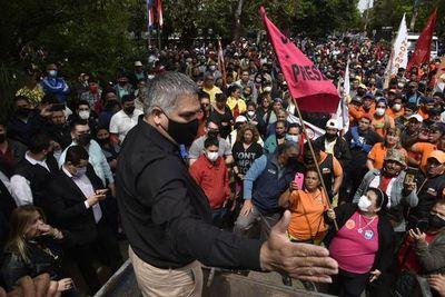 Titular de la Junta de Asunción cree que grosero aumento para hurreros se puede revertir
