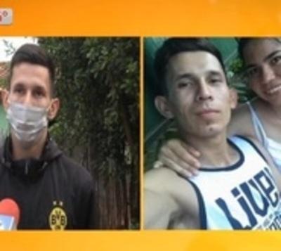 Novio de Liz Vega exige justicia
