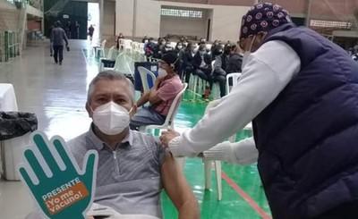 Alto Paraná lleva más de 350.000 dosis de vacuna anticovid aplicadas