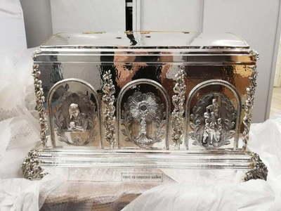 Reliquias de Chiquitunga regresan al país