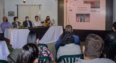 DINAPI presentó la tercera edición de La Fiesta Creativa en Filadelfia