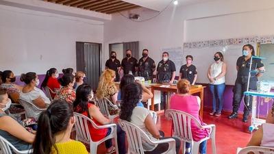 Iniciaron cursos de formación para personas privadas de libertad