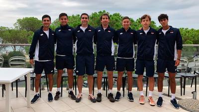 Copa Davis: Paraguay inicia con Vallejo ante Eslovenia