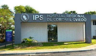 Finaliza contrato entre el Hospital Regional y el IPS de Coronel Oviedo – Prensa 5