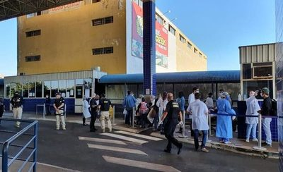 Foz de Yguazú realizará testeos rápidos en frontera