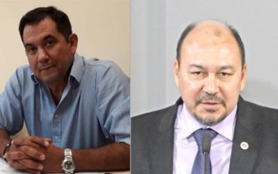 Senador denunció ante el Ministerio Público al director de Aduanas