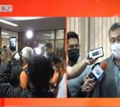 Funcionarios protagonizan incidentes ante falta de quórum en la Junta