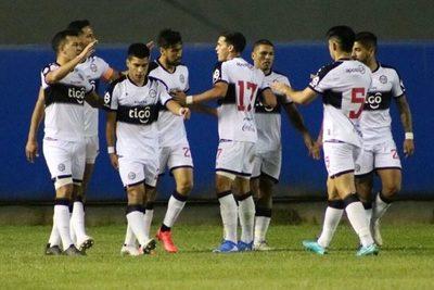 Olimpia avanzó con los justo en Copa Paraguay
