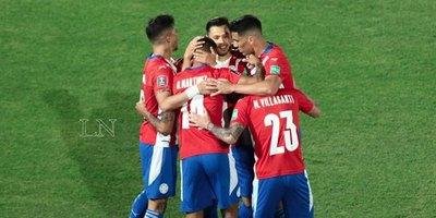 Paraguay cae dos lugares en el ranking FIFA
