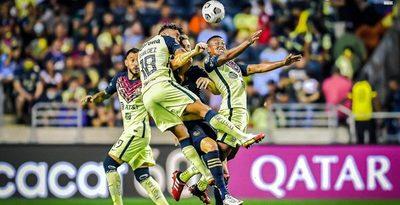 Valdez y Sánchez; a la final de la Concachampions con el América