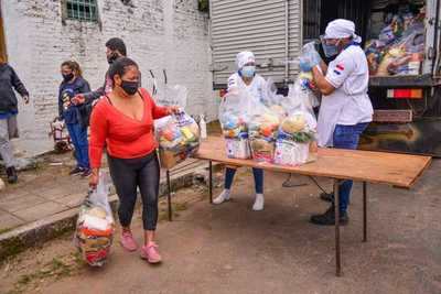 MEC realizará sexta entrega de kit de alimentos no perecederos