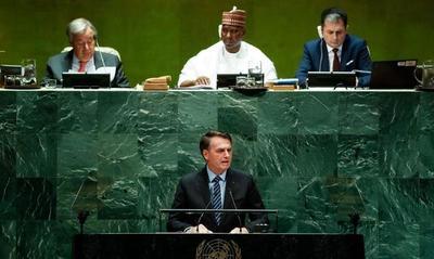 Bolsonaro podrá participar en la Asamblea General de la ONU pese a no estar vacunado