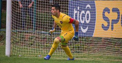 Rodrigo Muñoz; muy querido por sus compañeros en Cerro Porteño