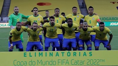 Brasil y Uruguay tendrán público reducido en eliminatorias