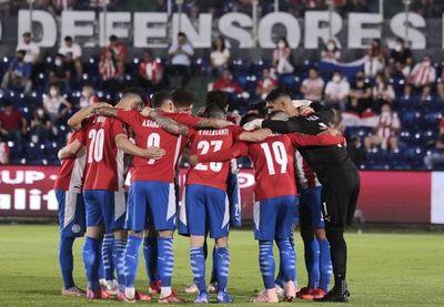 Paraguay, 35 en el ranking FIFA