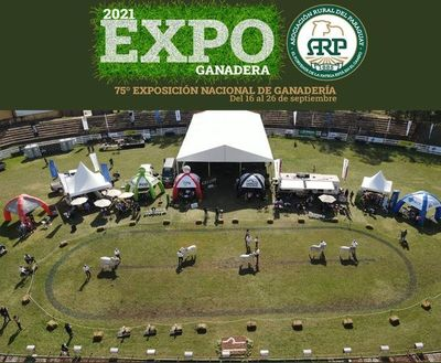 Comienza la 75ª Expo Ganadera en Mariano Roque Alonso